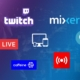The Big Live Streaming Platforms